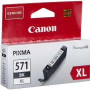 Atrament Canon CLI-571BK black, MG5750/5751/6850/6851/7750/7751