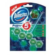 Domestos WC Power5 Pine 55g guľôčky do WC