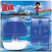 Dr. Devil WC záves gél 3 x 55ml Polar Aqua