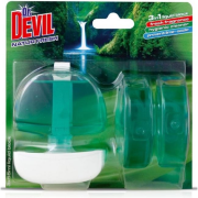 Dr. Devil WC záves gél 3 x 55ml Natur Fresh