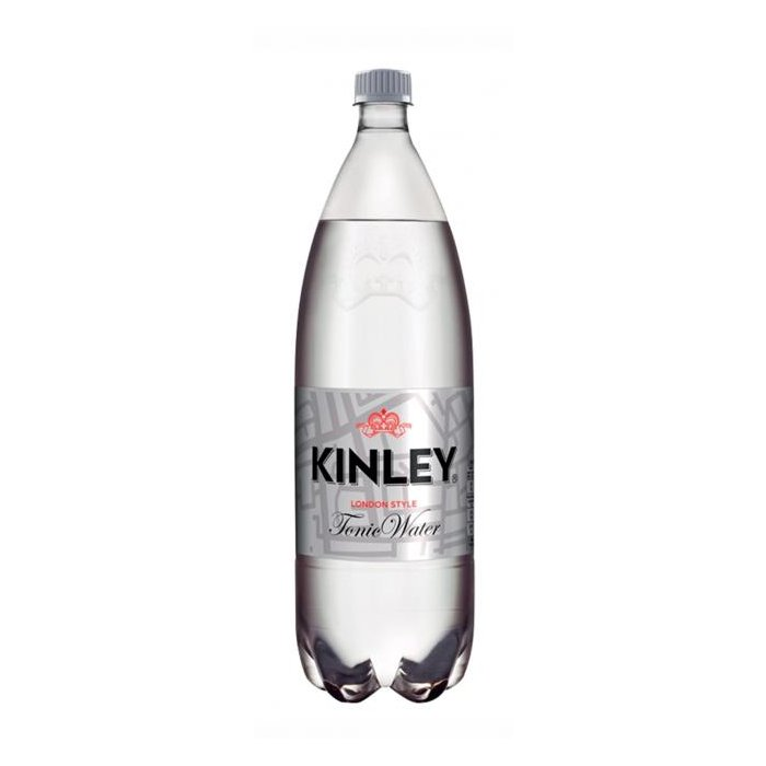 Kinley Tonic Water 1,5 l PET (8ks)