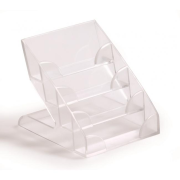 Box na vizitky DURABLE BUSINESS CARD DISPLAY BOX