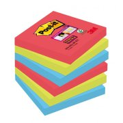 "Bločky Post-it Super Sticky ""Bora Bora"" 76x76mm"