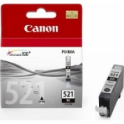 Atrament Canon CLI-521 black  Pixma iP 3600