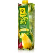 Džús Happy Day Garden Fruits Jablko a hruška 100% 1l
